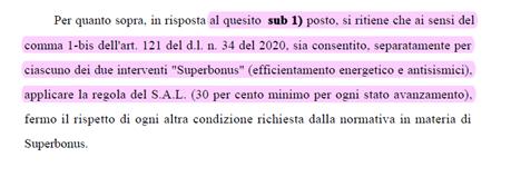 Sal superbonus